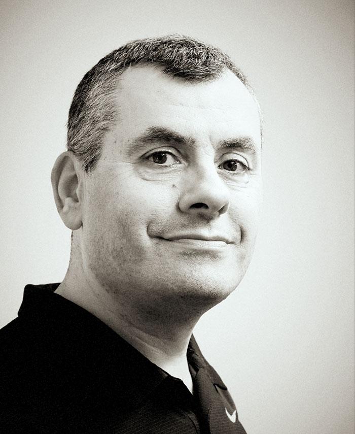 Savva Filactou, Loughborough sports massage therapist